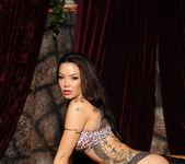 Sophia Santi wants to tease your cock till it's rock hard 3
