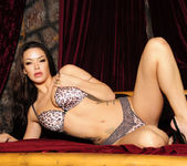 Sophia Santi wants to tease your cock till it's rock hard 8