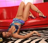 Penthouse Pet Sophia Santi spreads her pretty pussy for you 11