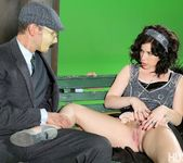 Belle Noir & Ryan Driller - This Ain't Boardwalk Empire XXX 16