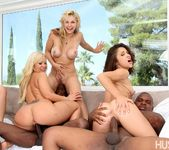 Kristina Rose - Interracial Cheerleader Orgy 2 13