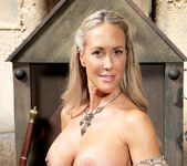 Brandi Love & Alec Knight - This Ain't Game of Thrones XXX 9