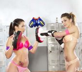 Bailey Blue & Anastasia Morna - Girl Fights 15