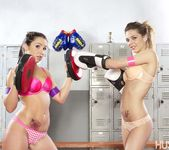 Bailey Blue & Anastasia Morna - Girl Fights 16