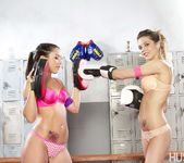 Bailey Blue & Anastasia Morna - Girl Fights 18
