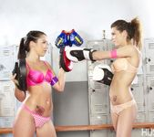 Bailey Blue & Anastasia Morna - Girl Fights 19