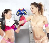 Bailey Blue & Anastasia Morna - Girl Fights 21