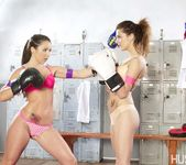Bailey Blue & Anastasia Morna - Girl Fights 22