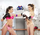 Bailey Blue & Anastasia Morna - Girl Fights 23