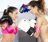Bailey Blue & Anastasia Morna - Girl Fights 26
