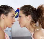 Bailey Blue & Anastasia Morna - Girl Fights 28