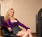 Julia Ann - Busty Office MILFs 4 3
