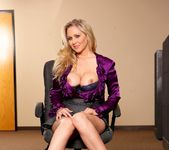 Julia Ann - Busty Office MILFs 4 6