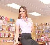 Jennifer Dark - Busty Office MILFs 4 2