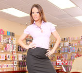 Jennifer Dark - Busty Office MILFs 4 19