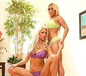 Tanya James & Holly Halston - Double Decker Sandwich 12 5