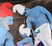 Charley Chase - This Aint Smurfs XXX 5