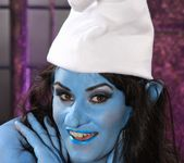 Charley Chase - This Aint Smurfs XXX 21