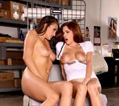 Misty Anderson - My First Lesbian Experience 3 10