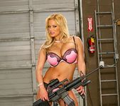 Shyla Stylez - Men In Uniform Love Big Tits 2
