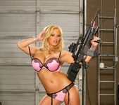 Shyla Stylez - Men In Uniform Love Big Tits 3