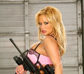 Shyla Stylez - Men In Uniform Love Big Tits 6