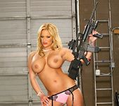 Shyla Stylez - Men In Uniform Love Big Tits 15