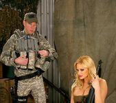 Shyla Stylez - Men In Uniform Love Big Tits 18