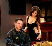 April Oneil - Men In Uniform Love Big Tits 13