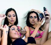 Janessa Brazil - College Girls having a Naughty Slumber Part 2