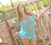 Janessa Brazil - Naughty Nautical Public Nudity on a Boat 3
