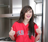 Autumn Riley - Red Sox Jersey 6