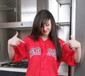 Autumn Riley - Red Sox Jersey 7