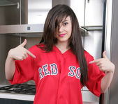 Autumn Riley - Red Sox Jersey 8