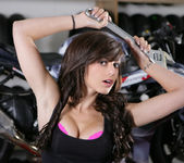 Autumn Riley - Bike Mechanic 5