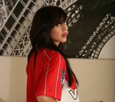 Autumn Riley - Red Jersey 2