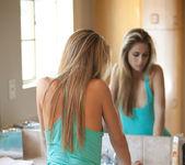 Cassidy Cole - Bathroom Mirror 5