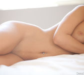 Cassidy Cole passes out completely naked in bed 10