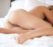 Cassidy Cole passes out completely naked in bed 15