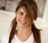 Hailey Leigh - White T-Shirt 2