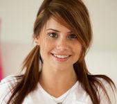 Hailey Leigh - White T-Shirt 7
