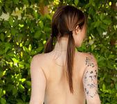 Hailey Leigh - White Capris 9