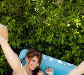 Hailey Leigh - White Capris 13