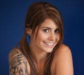 Hailey Leigh - Blue Wall 13