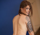 Hailey Leigh - Blue Wall 15