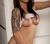 Hailey Leigh - White Tanktop 15