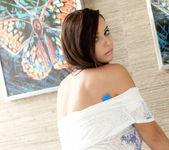 Natasha Belle - Blue & White 10