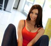 Natasha Belle - Sexy In Orange 3