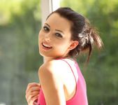 Natasha Belle - Pink Shirt 2