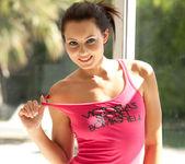 Natasha Belle - Pink Shirt 3